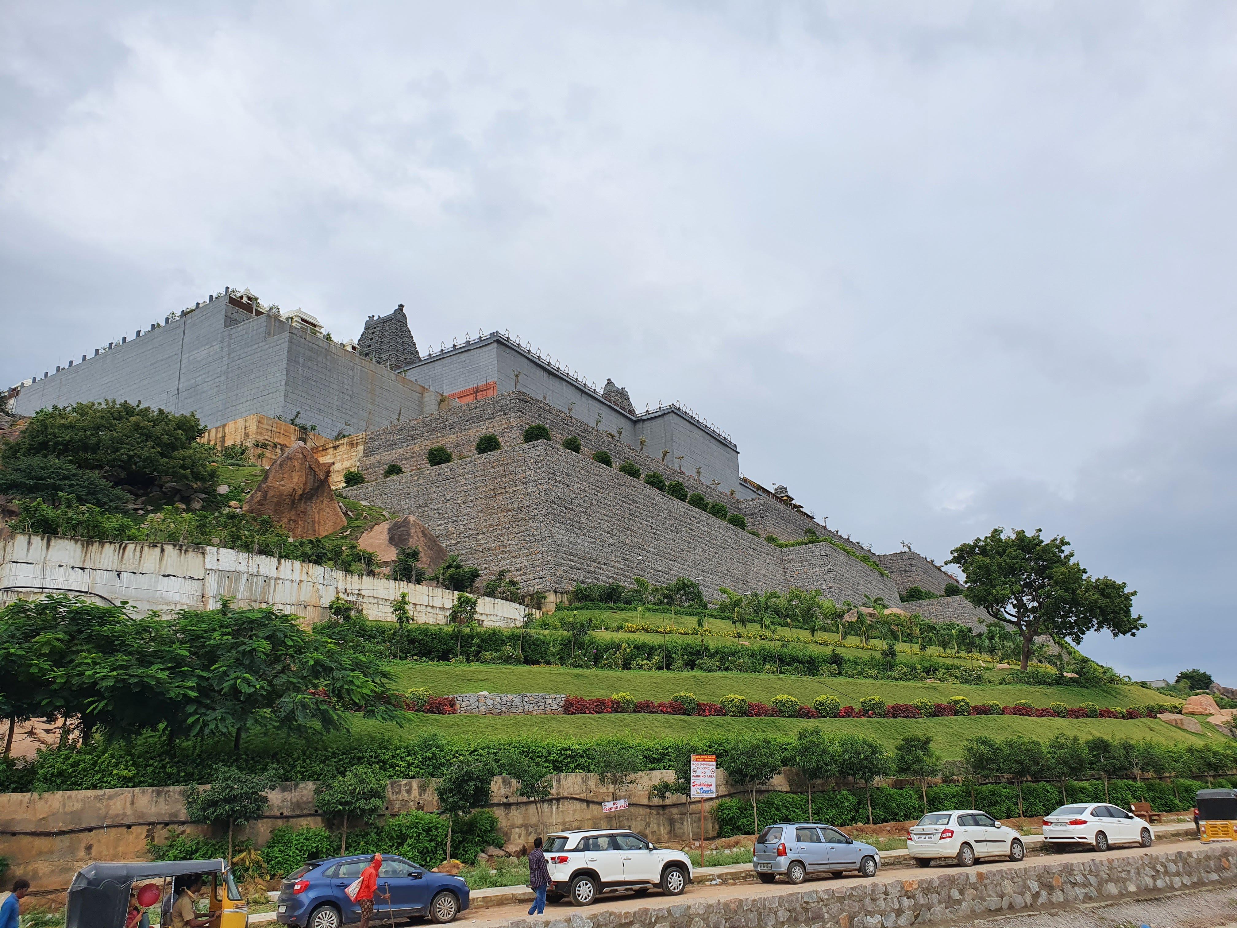 Yadagirigutta temple complex